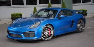 blue porsche 2016 porsche cayman gt4 2016 gve luxury vehicles london