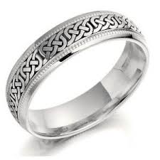 celtic knot wedding bands celtic knot wedding ring handmade in ireland