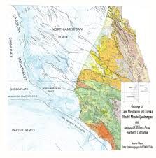 Eureka California Map File Humboldt County Geology Map Usgs Jpg Wikimedia Commons