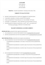 combination resume exles resume exles combination resume template combination