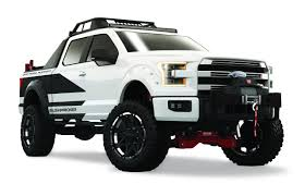 future ford f150 bushwacker ford f 150 official specs and pictures sema digital