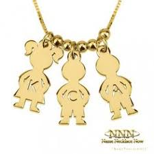 mothers necklace charms s necklace with engraved children charms grandmothers and