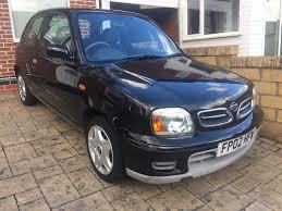 nissan micra for sale gumtree 2002 nissan micra 1 0 low miles 27k parking sensors in derby