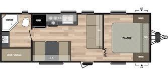 Fleetwood 5th Wheel Floor Plans Springdale