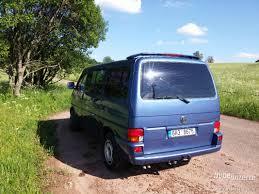 100 vw t4 1997 manual vw t4 multivan 2 5tdi 75 kw manu磧l 7