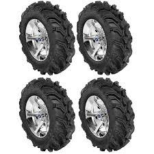 itp mud light tires 14 polaris vader wheels rims 27 itp mud lite xtr tires polaris