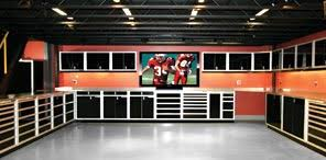 Cool Garage Storage Cool Garage Cabinets For The Home Pinterest Garage Ideas