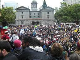 Portland Crime Map by Occupy Portland Wikipedia
