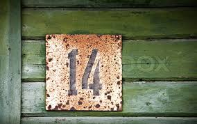 vintage wooden wall vintage wooden wall with grunge house number stock photo colourbox