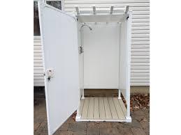 outdoor shower ideas single shower stalls outdoorshowers net