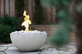 Restoration Hardware Fire Pit by Contemporary Landscape And Yard With Fire Pit By Stonetoyou