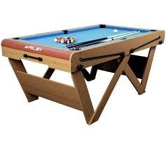 6 ft billiard table buy riley 6ft w leg snooker pool table snooker tables argos