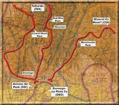 Map Of Durango Colorado by Pilot Getaways Powder U0026 The Polar Express Aopa