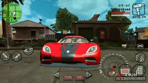koenigsegg korea koenigsegg agera dff only for gta sa android youtube