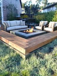 Firepit Mat Deck Pit Bilt Wood Deck Pit Ideas Wood Deck Pit Mat
