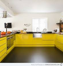 16 nicely painted kitchen cabinets home design lover