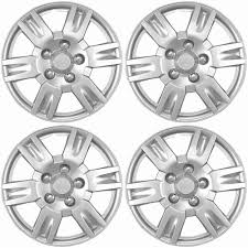 nissan altima 2005 door handle silver amazon com hubcaps for nissan altima pack of 4 wheel covers