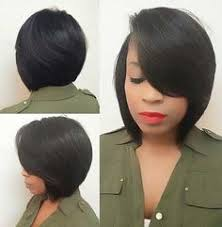 sew in bob hairstyles for black women clean full sew in by hairbylatise http community