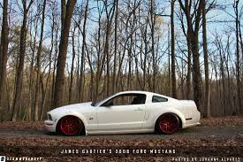 parr ford gautier s ford mustang slammedenuff