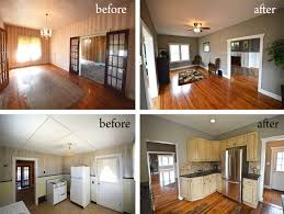 Kitchen Before And After by Before And After Interstate Properties