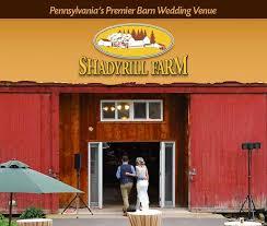 barn wedding venues pa barn weddings at shadyrill farm www shadyrillfarm