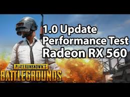 pubg 1 0 update release date pubg 1 0 patch amd radeon rx 560 2gb gameplay frame rate benchmark