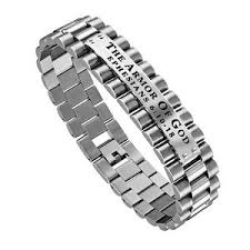 armor of god bracelet christian bracelets bible verse cross men s and women s atrio hill