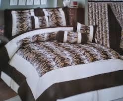 Leopard Comforter Set King Size Tiger And Jungle Theme Bedding U2013 Ease Bedding With Style