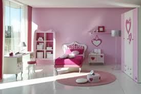 bedroom bedroom decorating idea for girls with cute pink white bed
