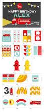 fire truck invitations best 25 fireman party ideas on pinterest fire party ideas