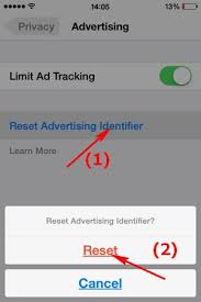 ad tracking android turn advertising on android iphone and windows phone