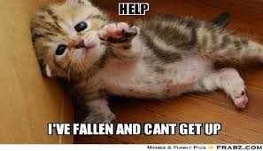 Help I Ve Fallen Meme - i ve fallen and can t get up meme consumers confidence