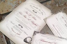 scroll wedding programs wedding invitation wedding shower invitations invitation card