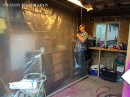 building a photo booth cabinet diy spray booth for a small paint workshop