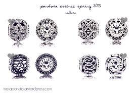 preview pandora essence 2015 collection mora pandora