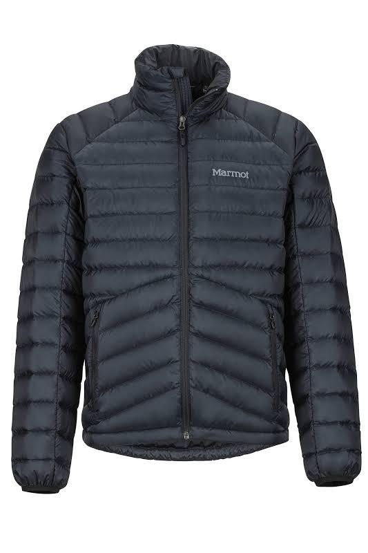 Marmot Highlander Down Jacket Black Large 79410-001-L