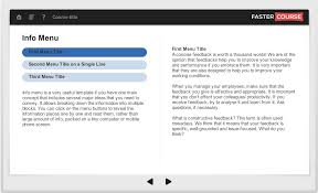 storyline template guide e learning templates fastercourse
