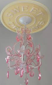 sweet dreams ceiling medallion in yellow distressed by ricci