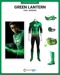 dress like green lantern costume halloween and cosplay guides