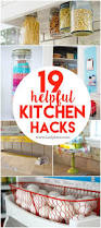 Kitchen Organization Hacks by 984 Best Organization Images On Pinterest Storage Ideas
