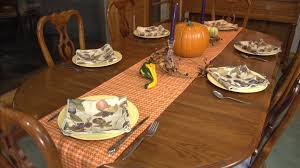 Fall Table Runners by How To Make A Table Runner Youtube