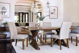 chandler extension dining table living spaces