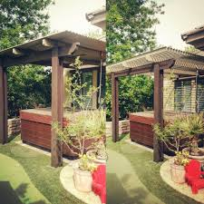Pergola With Movable Louvers by Solara Adjustable Cover Az Patio Cover Sun Control Llc