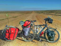 292 best camping images touring bike bicycling and