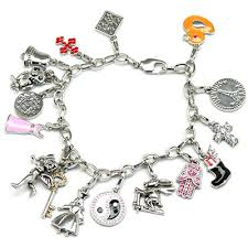 every has to a charm bracelet to pretty any up