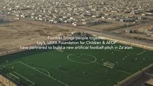 lay u0027s u0026 uefa foundation have teamed up to give football in za