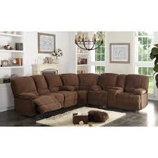 Rocking Reclining Loveseat With Console Furniture Rocker Recliner Chair Stylish Recliner Stylish