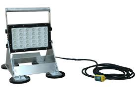 Portable Work Light Portable Led Work Light Has Magnetic Pedestal Mount