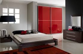 Red White And Black Bedroom - red and black bedroom images khabars net