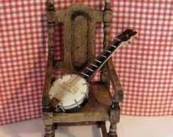 miniature banjo etsy